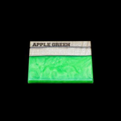 HWA pigment Apple Green do epoxidovej živice