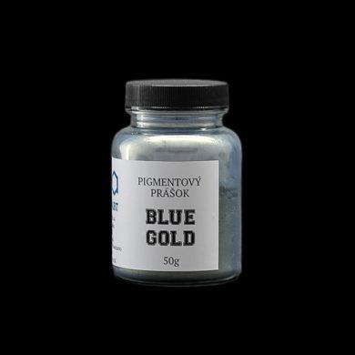 HWA pigment Blue Gold do epoxidovej živice