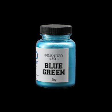 pigment Blue Green do epoxidovej živice