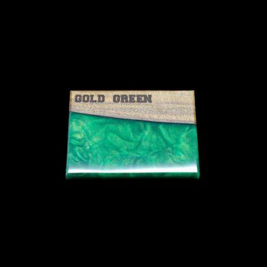 HWA pigment Gold Green do epoxidovej živice