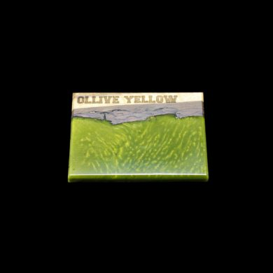 HWA pigment Ollive Yellow do epoxidovej živice