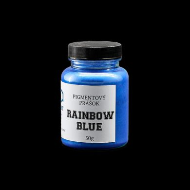 HWA pigment Rainbow Blue do epoxidovej živice
