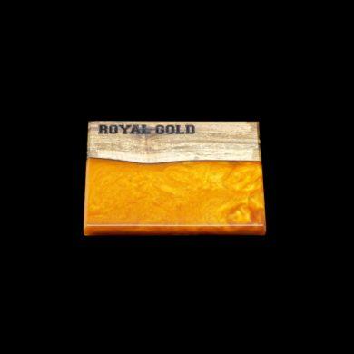 HWA pigment Royal Gold do epoxidovej živice