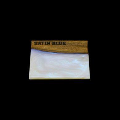HWA pigment Satin Blue do epoxidovej živice