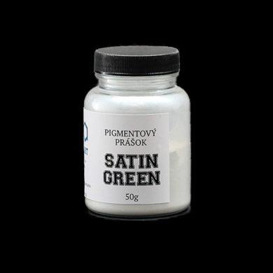HWA pigment Satin green do epoxidovej živice
