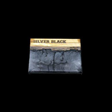 HWA pigment Silver Black do epoxidovej živice