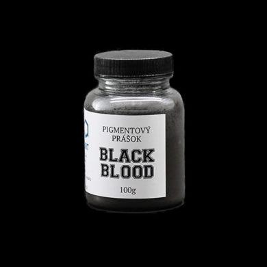 HWA pigment Bllack Blood do epoxidovej živice