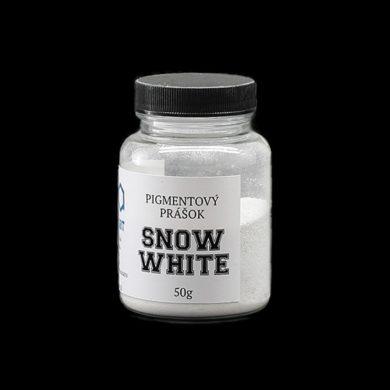 HWA pigment Snow White do epoxidovej živice