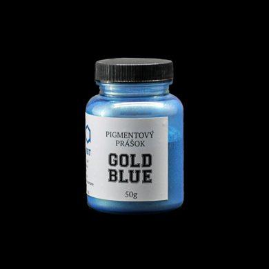 HWA pigment Gold Blue do epoxidovej živice