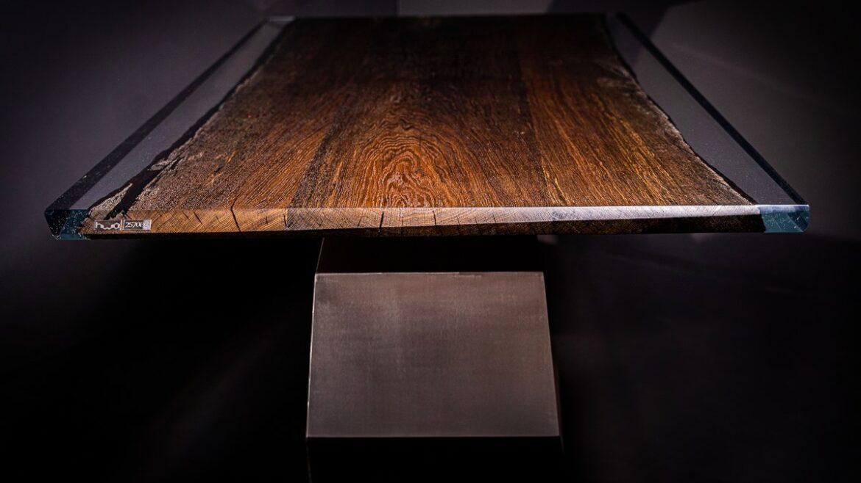 Túžite po elegantnom dizajnovom kúsku z dreva? Hard Wood Art prináša spojenie krás prírody a tradičného remesla
