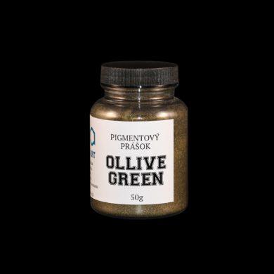 HWA pigment ollive green do epoxidovej živice